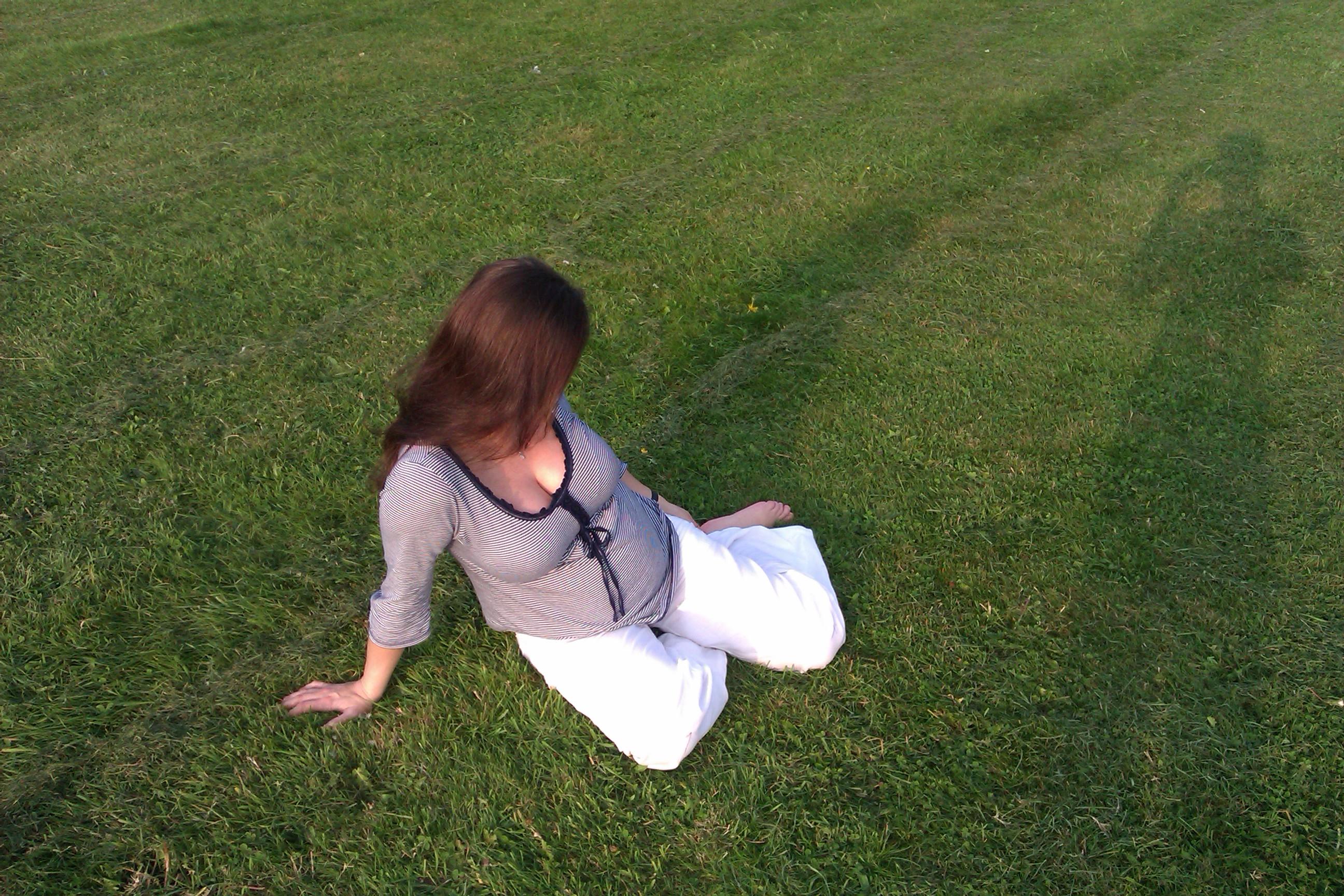 Ból pleców w ciąży