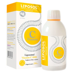Liposomowa witamina C 250ml