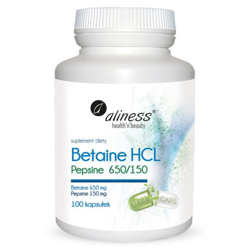 Betaine HCL Aliness