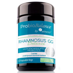 Probiotyk Rhamosus GG