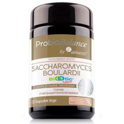 Probiotyk Saccharomyces Boulardii
